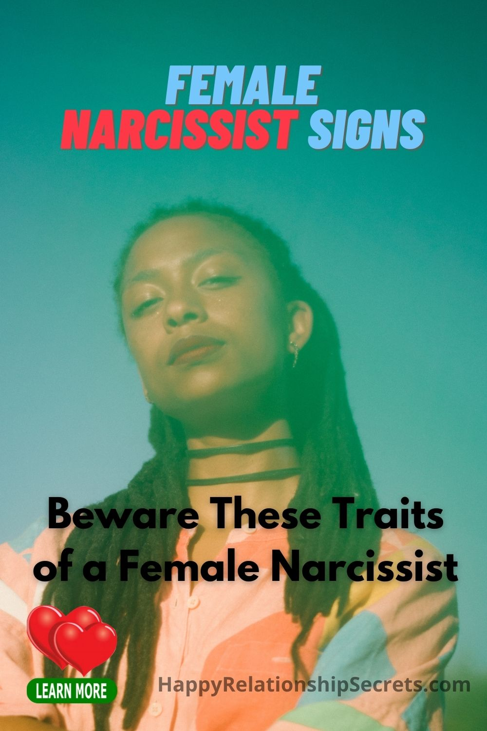 female narcissist signs