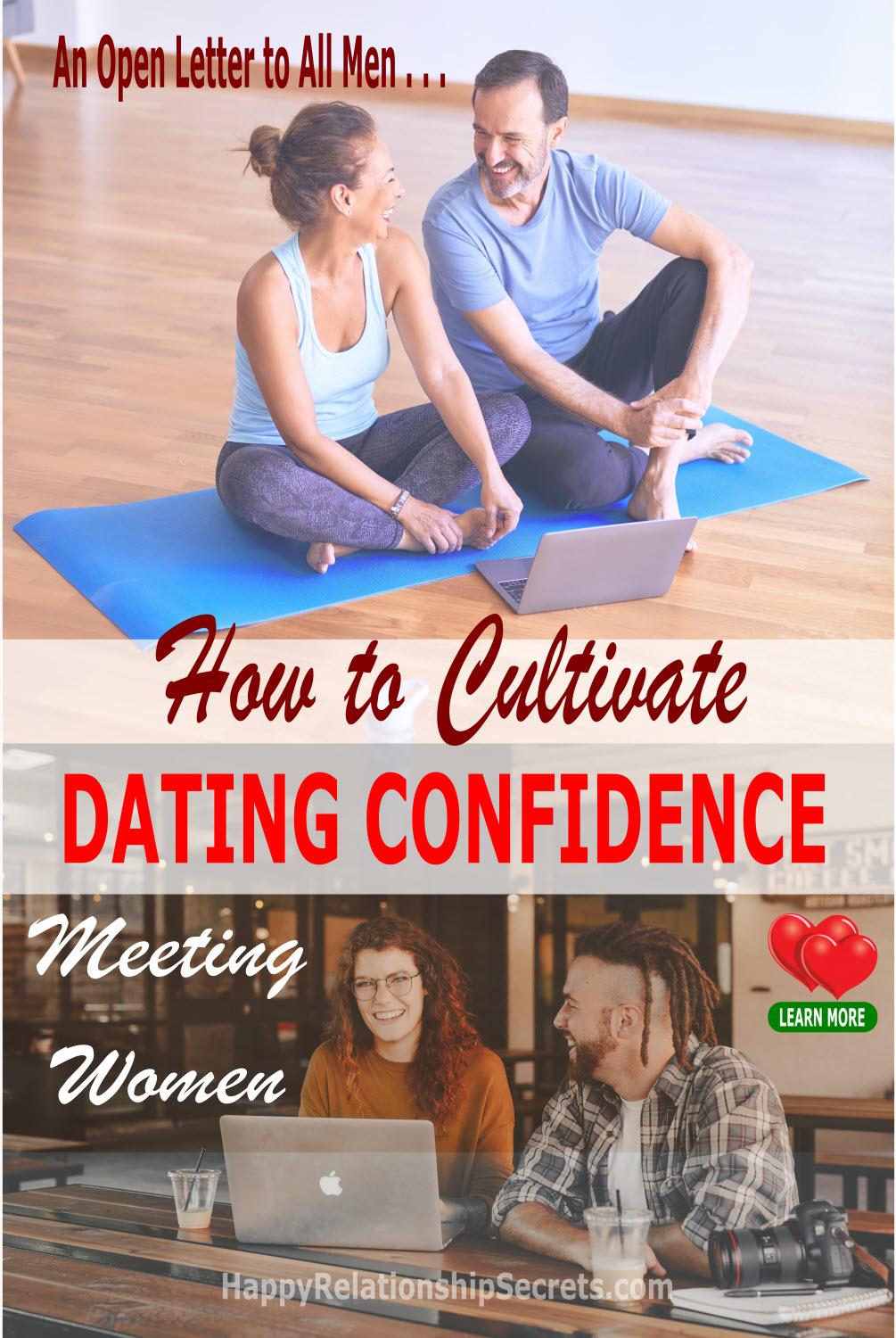 confidence dating women