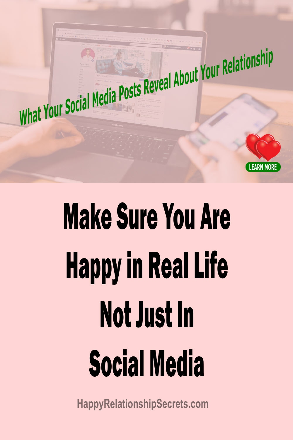 social media and relationships