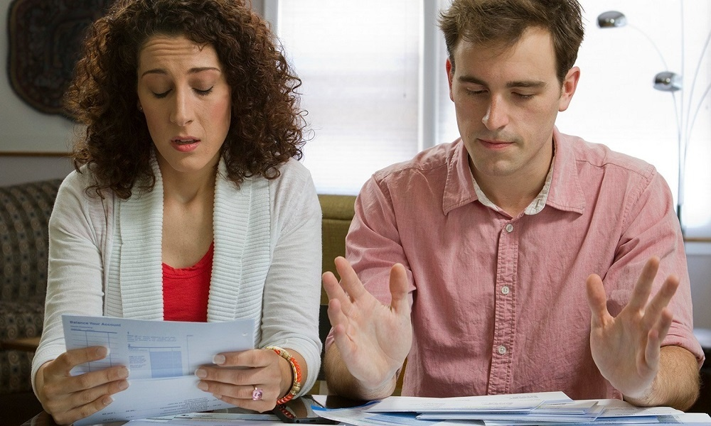 money problems couples
